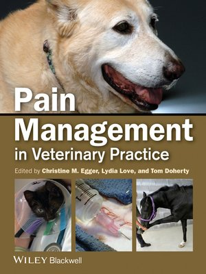 cover image of Pain Management in Veterinary Practice